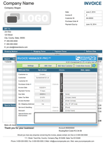 Invoice Manager Pro