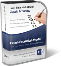 Excel-Financial-Model CE (for Digital Classic Business Models)