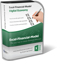Excel-Financial-Model DE (for Digital Economy Business Models)