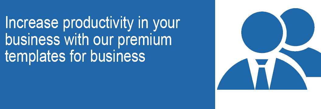 Try all Business Templates
